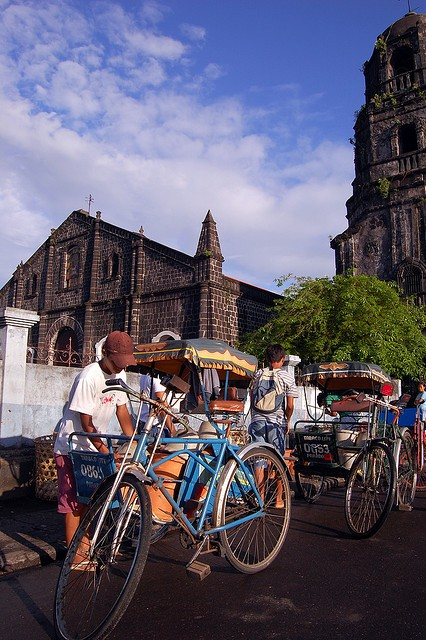 Tabaco-pedicab