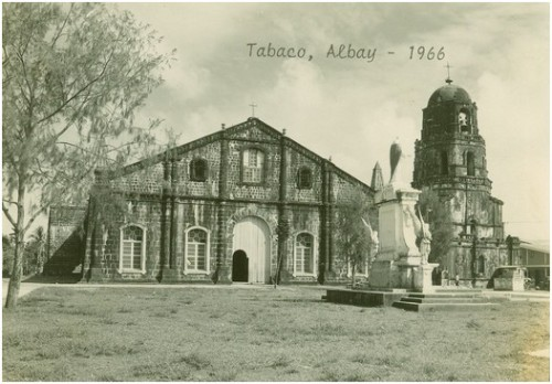 old tabaco church
