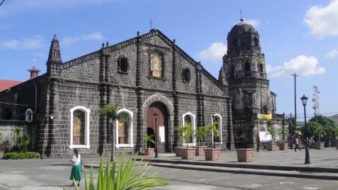 tabaco church