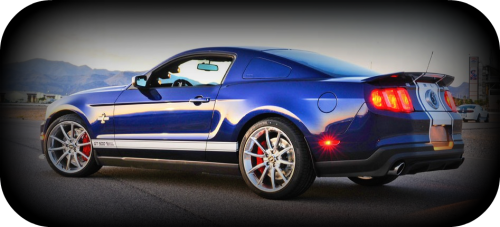 2012 Ford Shelby GT500 Super Snake