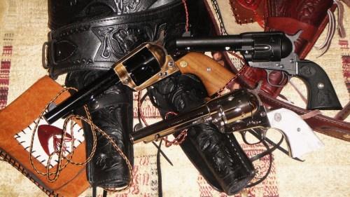 Tanaka Colt .45 SAA