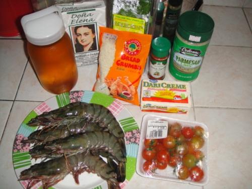 Jumbo Shrimp Ingredients *missing* MILK