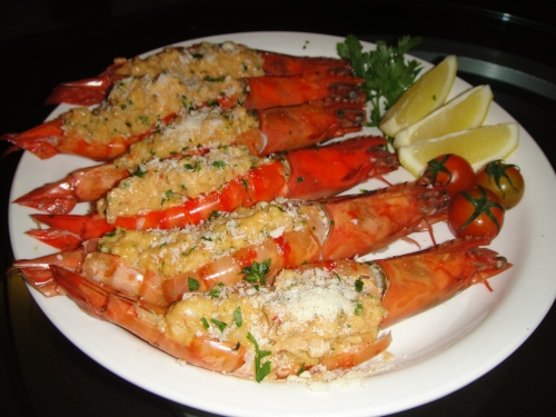 Shrimp Thermidor by Jazee