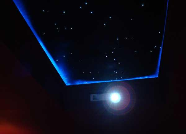 Design Fiber Optic Starry Night Sky Ceiling Jazaweebit