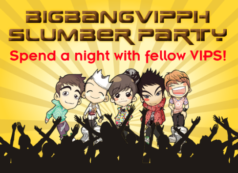 BIGBANGVIPPH Slumber Party - A NIGHT TO REMEMBER!