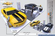 Jobedz Llaguno - 3D, Booth, Exhibit, Interior, Exterior and Sketch Up Designer