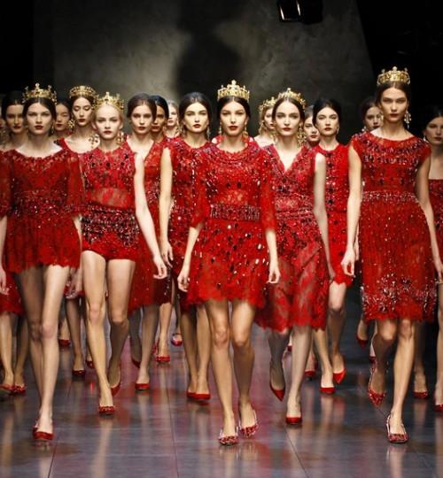 Dolce & Gabbana FW 2013/2014