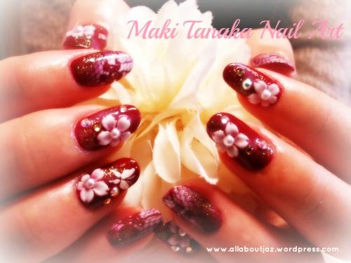 FEATURE-Maki Tanaka Japanese Nail Art