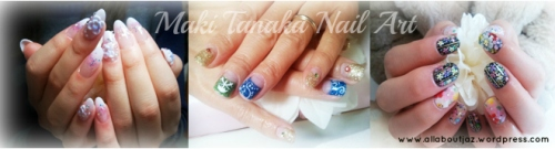 FEATURED_Maki Tanaka Japanese Nail Art
