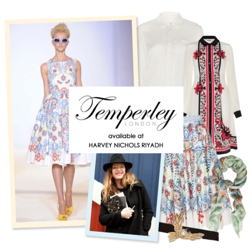 [Photo] Temperley London SS13