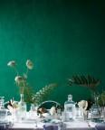 Jade wall and table decor