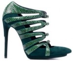 Emerald-strapped-stilettos