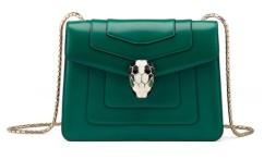 Emerald-bag