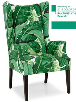 Emerald-chair