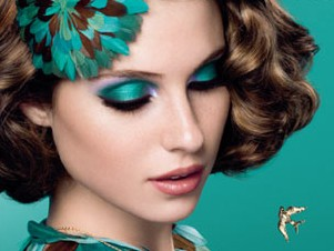 Emerald-eye-shadow-make-up