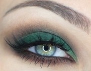 Emerald-eye-make-up