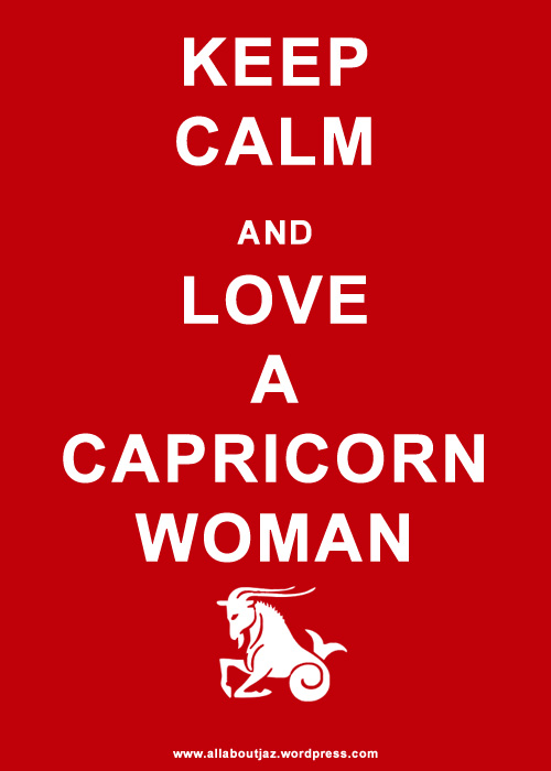 Characteristics capricorn physical woman of capricorn physical